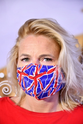 Mundmaske K - British Flag